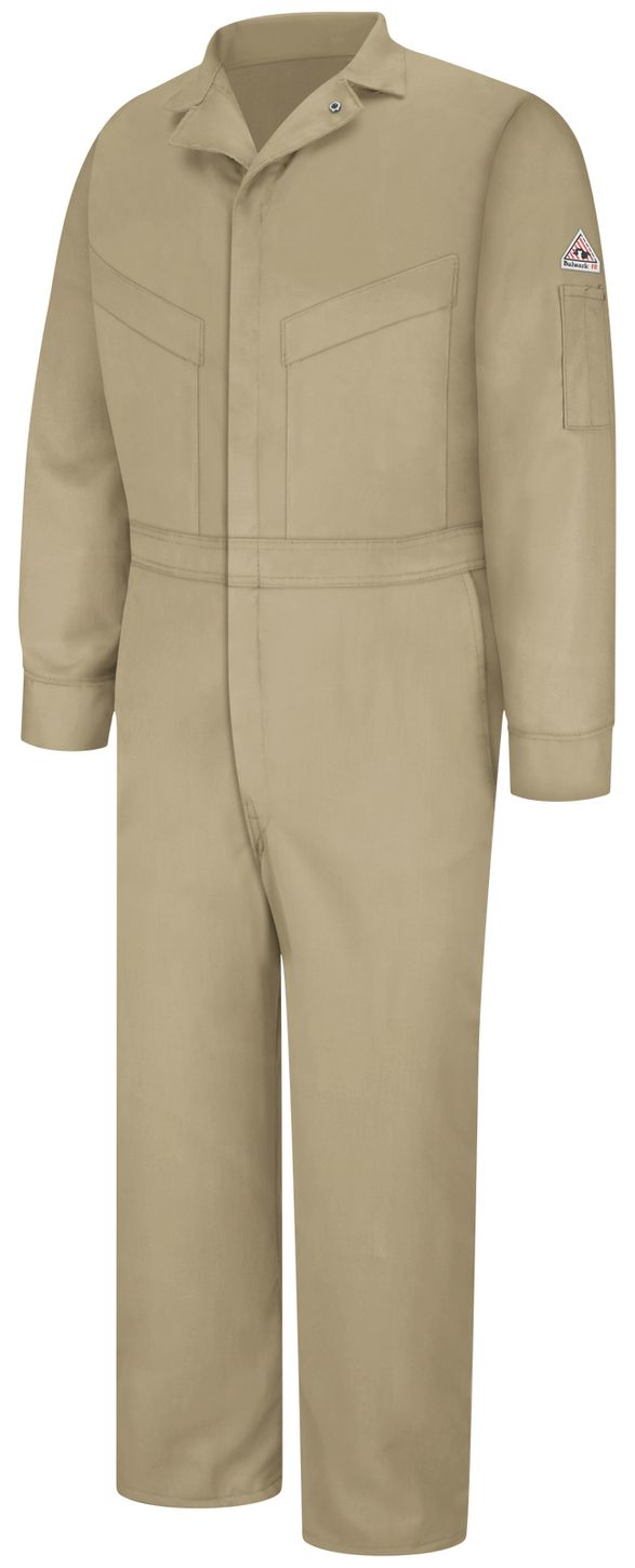 bulwark-fr-coverall-cld4-lightweight-excel-comfortouch-deluxe-khaki-front.jpg