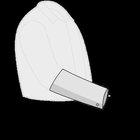 Otterlayer aluminized sleeves SL1-ACF