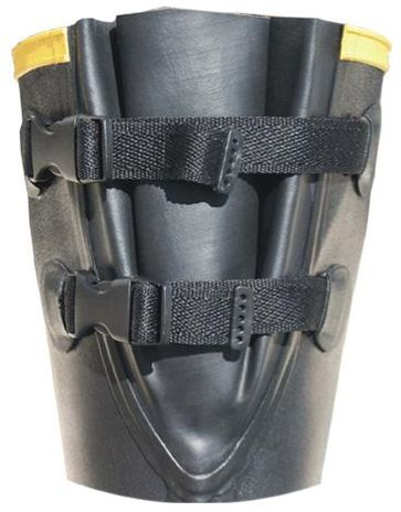 Tingley MB816 Rubber Mining Boot Gusset Detail