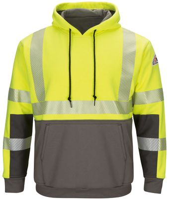 bulwark-fr-hi-visibility-sweatshirt-smb4-color-block-pullover-fleece-yellow-green-front.jpg