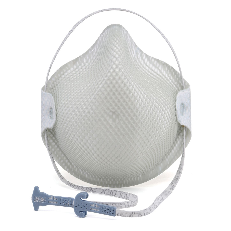 Moldex HandyStrap Particulate Respirator 2600N95 White