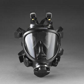 3M FR-7800B Gas Mask