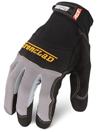 ironclad vibration impact wwi2 gloves back