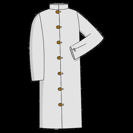 Otterlayer aluminized coat C32-ACF