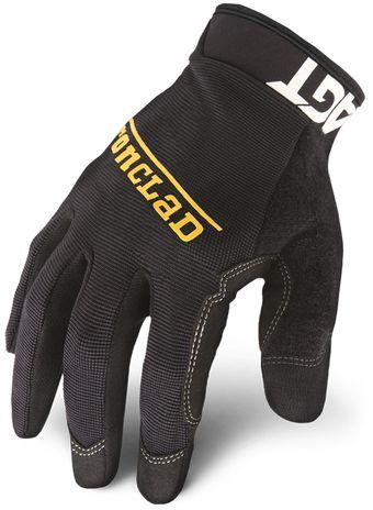 Ironclad work crew alternate glove back