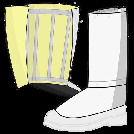 Otterlayer aluminized leggings LS2-ACF