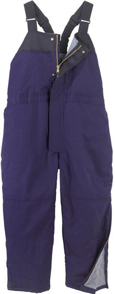 Workrite Nomex Flame Retardant Insulated Bib Overalls 580NX60