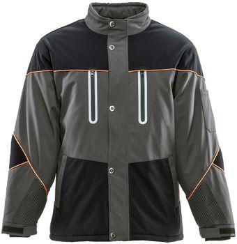 RefrigiWear 8140 PolarForce Insulated Jacket Front