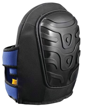Occunomix Gel Knee Pads 121 Premium Flat Cap Example
