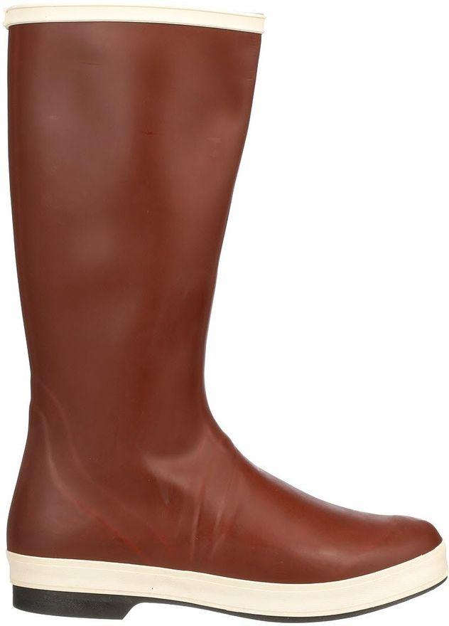 "Tingley MB926B Neoprene Work Boots - Premium 16"" Tall, Chevron Outsoles Side"
