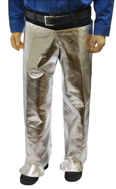 Otterlayer aluminized leggings waist joined front detail LH4-ACF