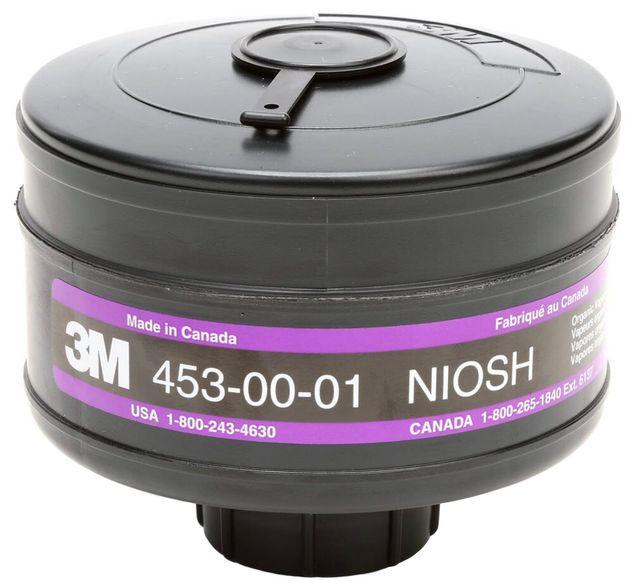 3M Breathe Easy PAPR - Organic Vapor - High Efficiency (HE) Cartridge AP3