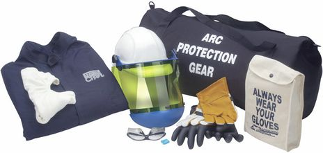 HRC 2 Arc Flash Suit 12 Calorie with Coverall