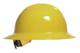 Bullard C33 Classic Series Full Brim Hard Hat with Pinlock Suspension