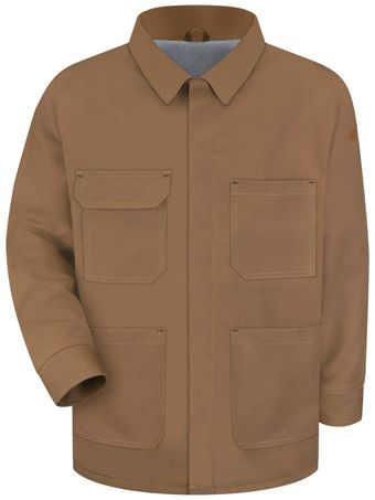 bulwark-fr-coat-jlc4-lightweight-uniform-brown-duck-front.jpg