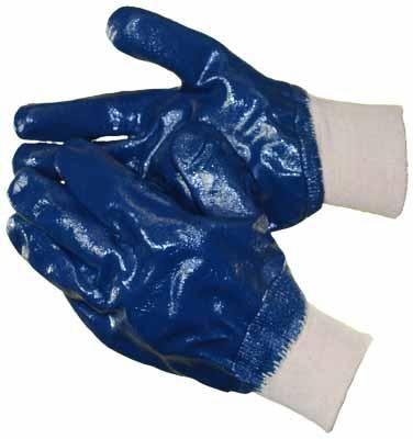 nitrile coated gloves heavy full hc2501