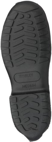 Tingley 2300 Ankle High Rubber Overshoes - Waterproof Sole