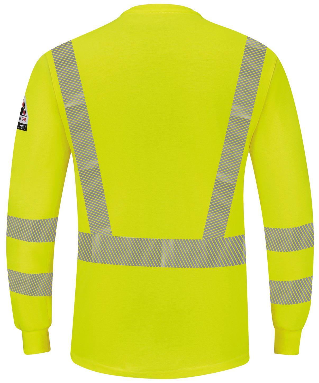 bulwark-fr-hi-visibility-long-sleeve-sml4-lightweight-henley-yellow-green-back.jpg