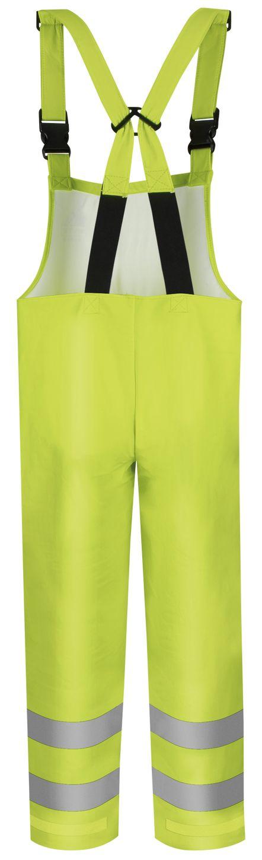 bulwark-fr-hi-visibility-rain-bib-overalls-bxn4-yellow-green-back.jpg
