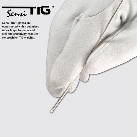 Steiner Pro-Series Ironflex TIG Gloves 0260 Design