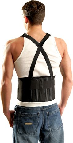 Occunomix 611 The Mustang Classic Back Support