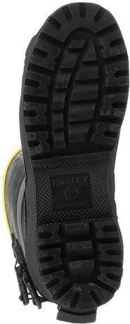 "Tingley MB816B Premium Metatarsal Rubber Boots - 16"" Tall, Super Heavy Duty Sole"