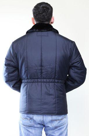 RefrigiWear 0322 Iron-Tuff Insulated Work Jacket - Back View