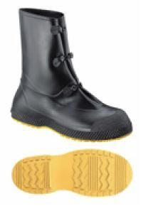 North Safety 11001 Servus SF Rubber Overboots