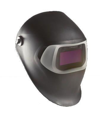 3M 07-0012-31BL Black ADF Welding Helmet