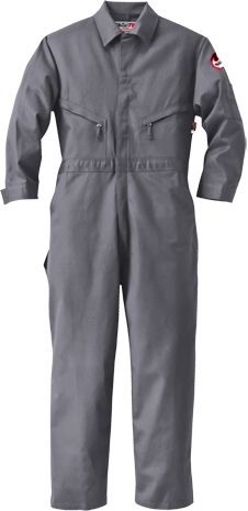 Gray Color Coverall FR062500J