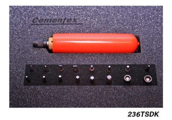 Cementex 236TSD Insulated Torque Screwdriver