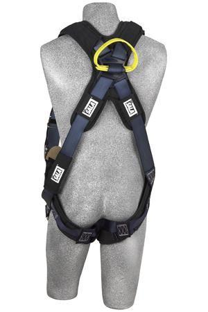 DBI Sala 1110842 ExoFit XP Arc Flash Fall Protection Harness, Back