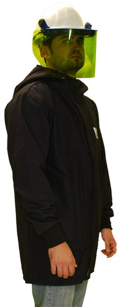 CPA 8 Cal Arc Flash Hooded Jacket