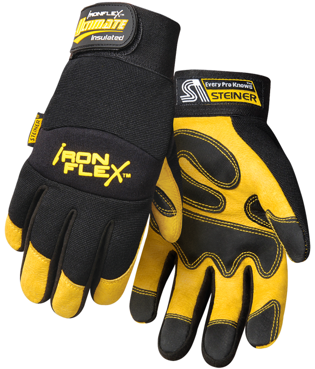 Steiner Ironflex Ultimate Insulated Winter Work Gloves 0922
