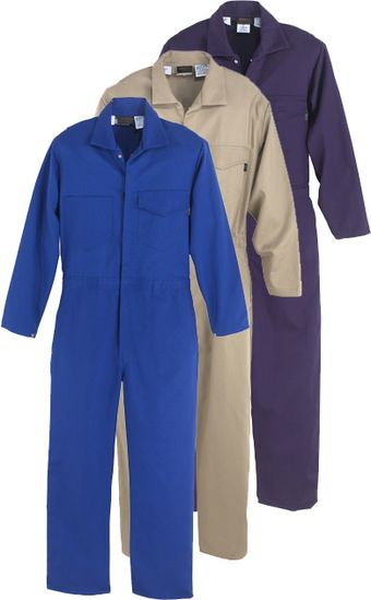 Workrite Arc Flash Coveralls 131UT95/1319 - 9.5 oz Indura UltraSoft