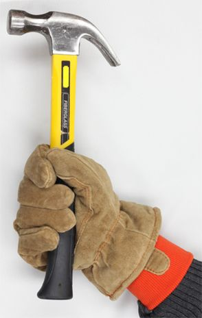 Superior 678AFTLK Arctic Circle Freezer Gloves - View Using Tools