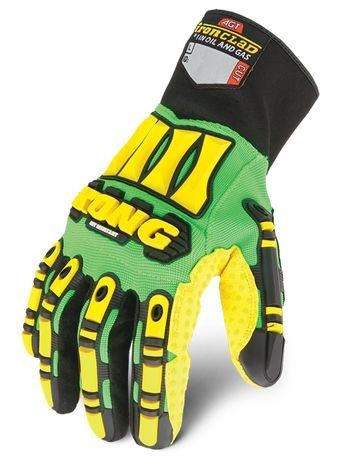 Ironclad SDXC Cut Resistant Glove_back