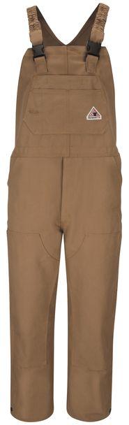 bulwark-fr-bib-overalls-blf6-heavyweight-with-knee-zip-brown-duck-front.jpg