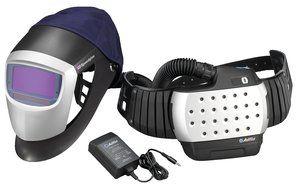3M HWR Welding Helmet 16-3301-21SW Adflo HE/OV/SD/CL/HC PAPR FlexView w/ ADF 9002X