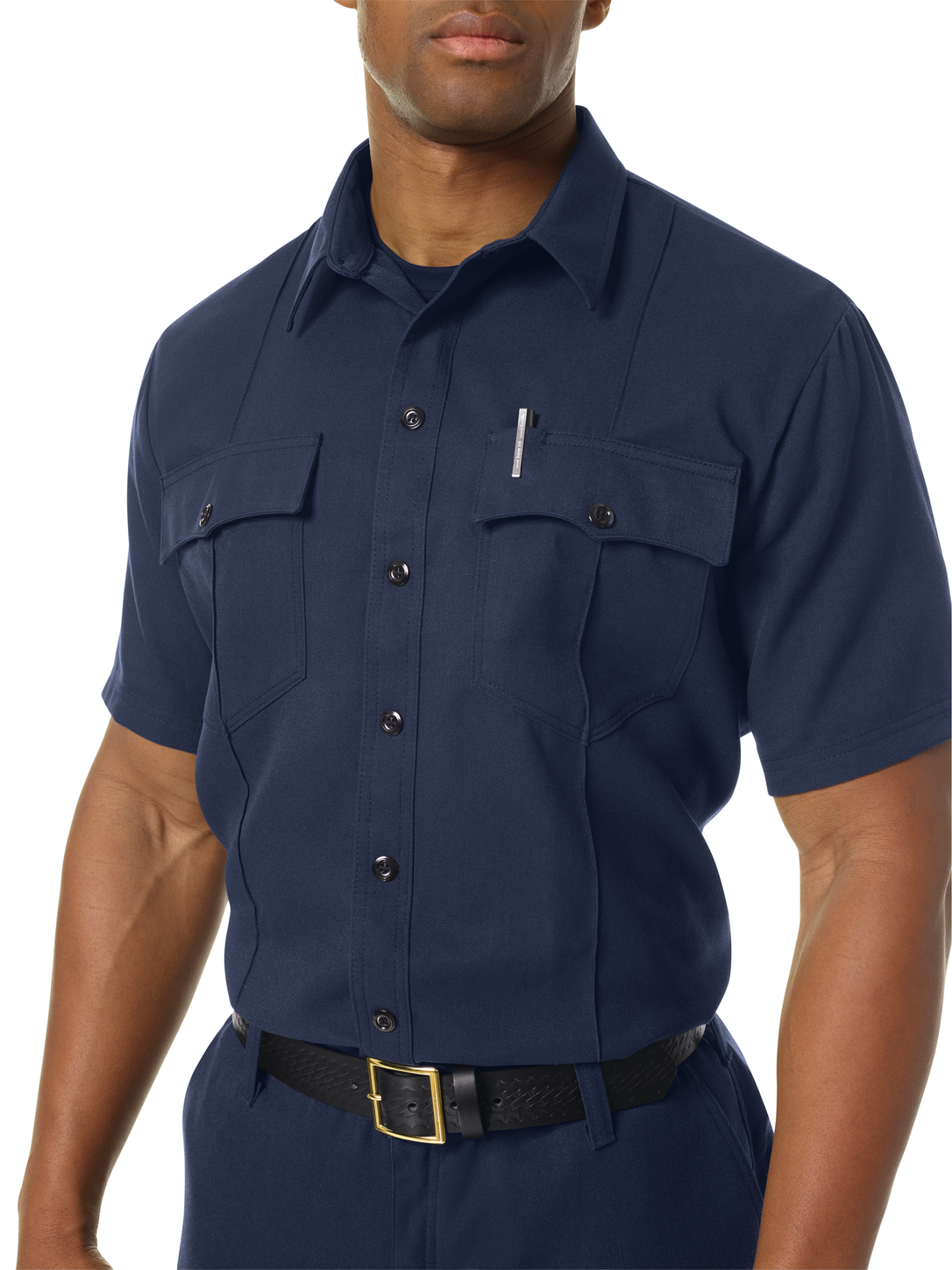 workrite-fr-shirt-fsu2-untucked-uniform-station-no-73-navy-example.png