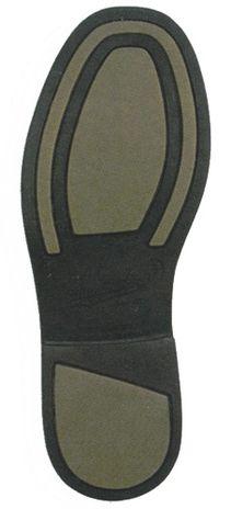 Blundstone 780 Steel Toe Dress Shoes Outsole View