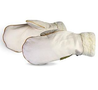 Superior 304BOA Acrylic Fleece Lined Winter Leather Work Gloves