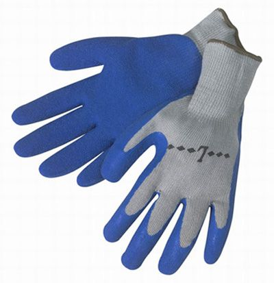 Liberty Glove 4729G Textured Latex Coated Gloves