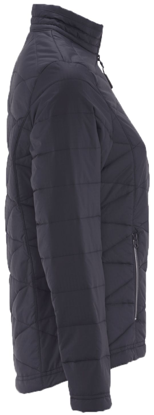 RefrigiWear 0423 Quilted Womens Insulated Work Jacket Right