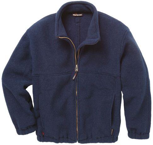 Workrite Fire Resistant Fleece Jacket 385NX80