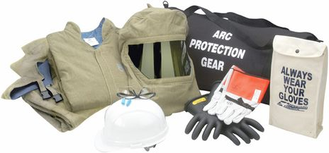 CPA Master Series 44 Cal Arc Flash Suit with Jacket and Bib