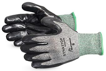 Puncture and Cut Resistant Dynastop Lined Dyneema Gloves Superior SSXDSFN