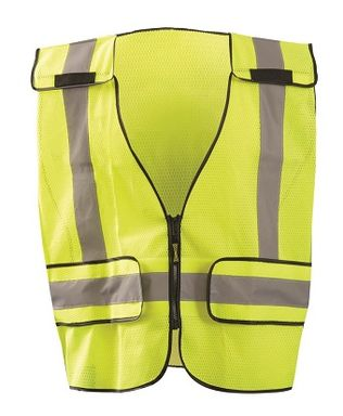 occunomix-lux-ps-dor-mesh-public-safety-break-away-vest-plain-front