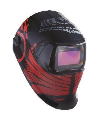 3M 07-0012-31TR Tribal Auto Darkening Welding Helmet