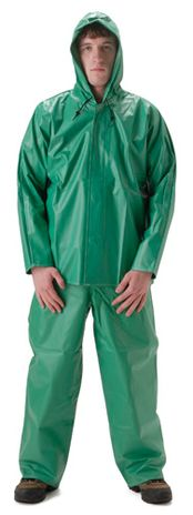 nasco acidbasic acid splash resistant rainwear suit